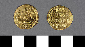 Thumbnail of Coin: Egypt, Zeri Mahbub (1971.15.0010)