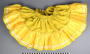 Photo of Morenada Costume: Underskirt