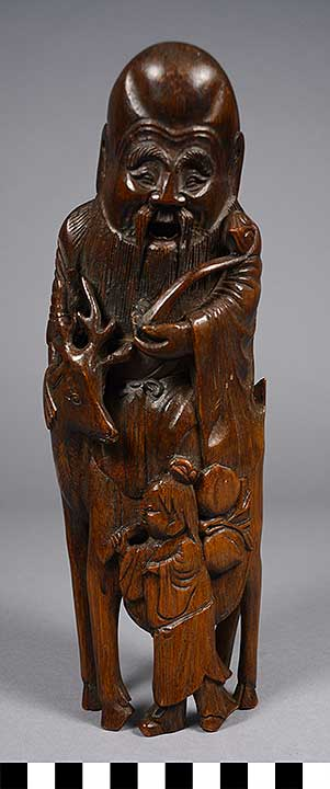Photo of Carving: God of Longevity Figure