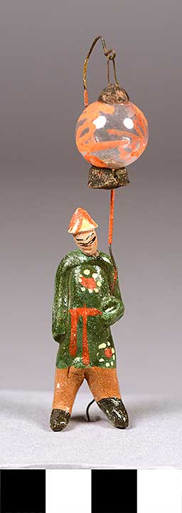 Photo of Model of Wedding Procession: Lantern Bearer