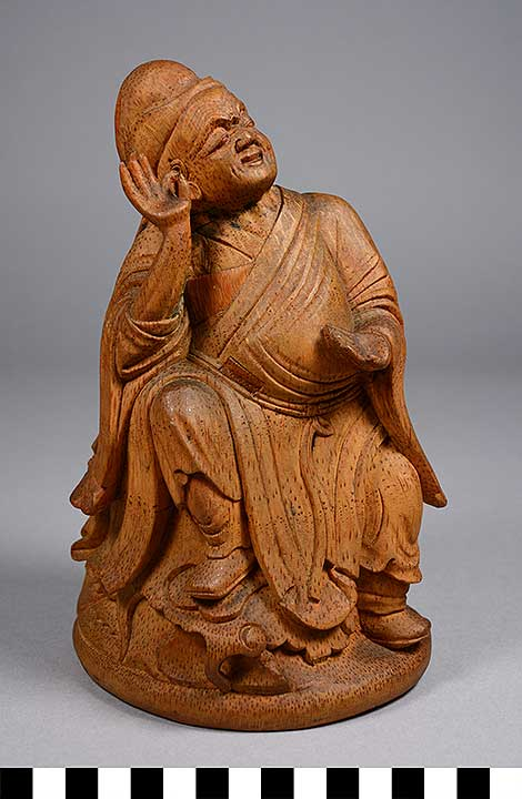 Photo of Daoist Deity (unnamed)