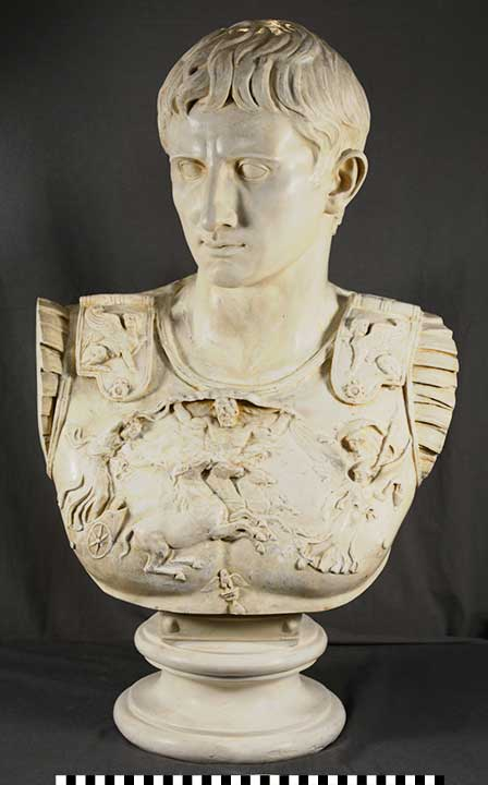 Photo of Bust of Augustus Caesar
