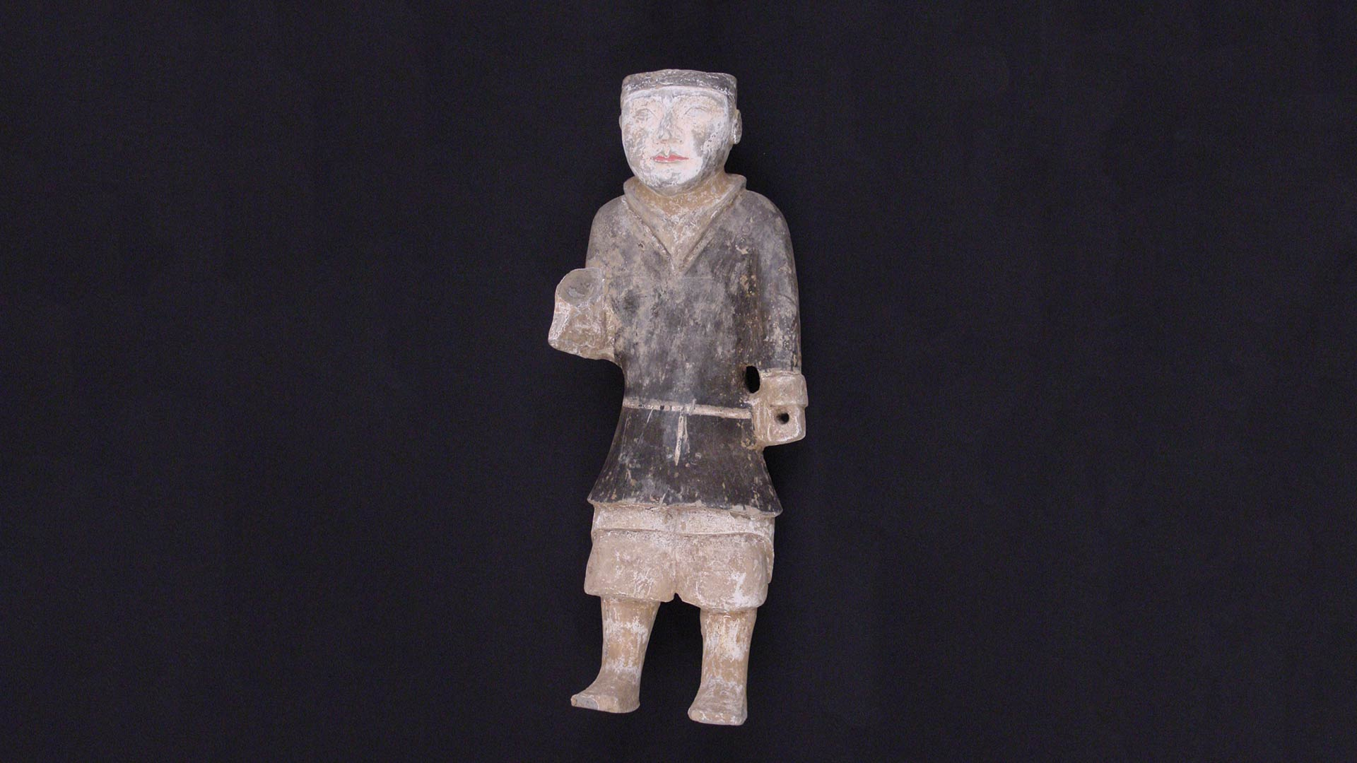 Featured Object: Han Tomb Figurine