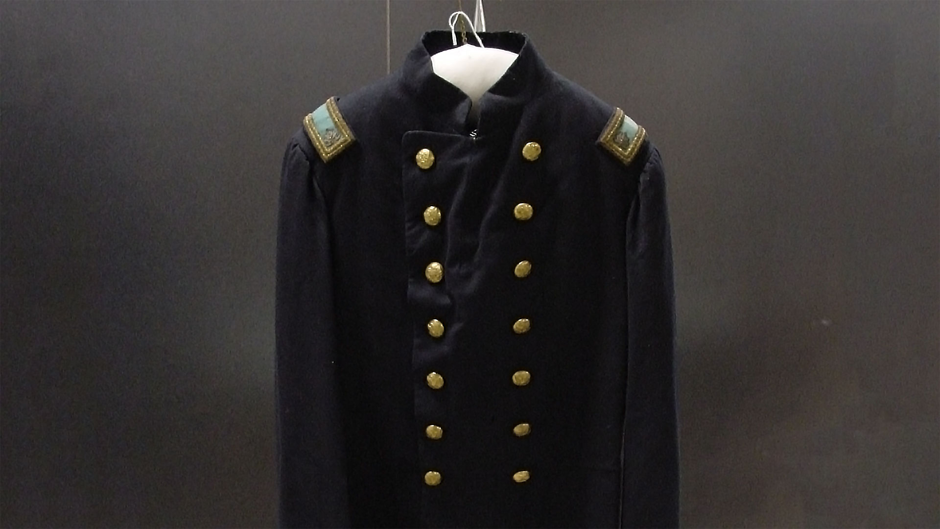 Featured Object: Civil War U.S. Army Uniform: Lt. Col.