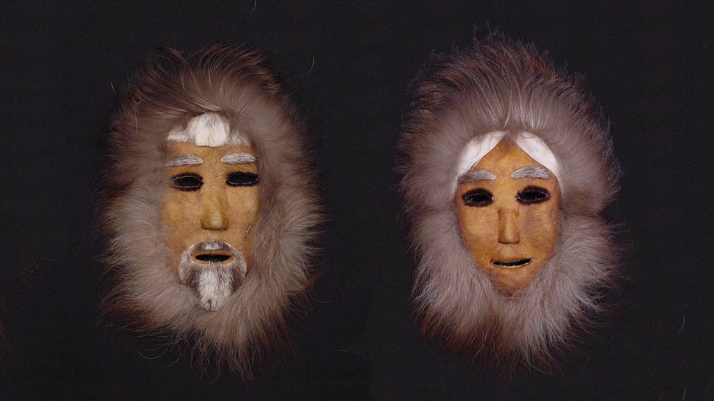 Featured Object: Inuit Masks