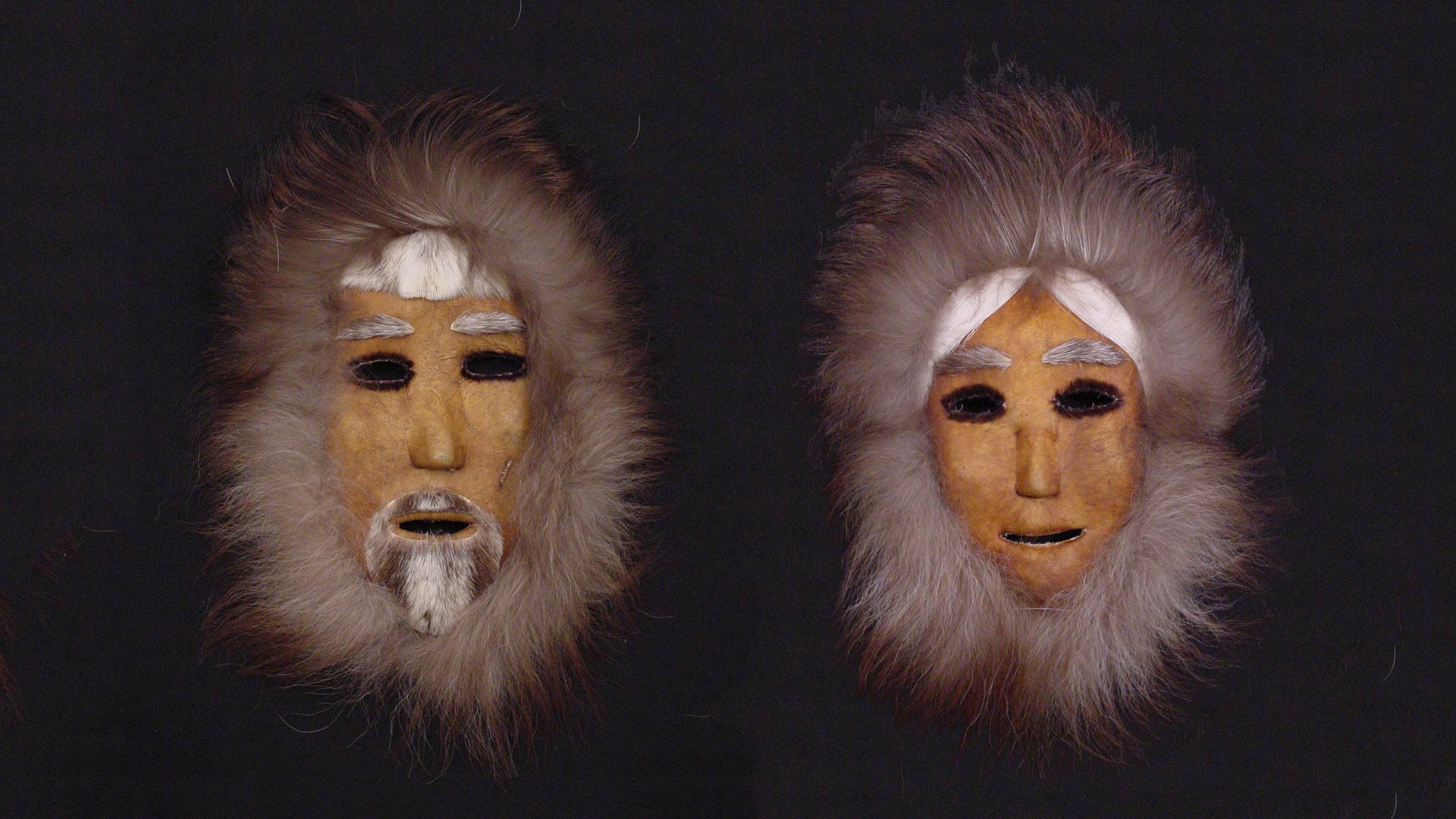Featured Object: Inuit Masks overview image