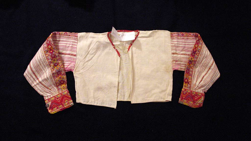 New Acquisition: Albanian Clothing