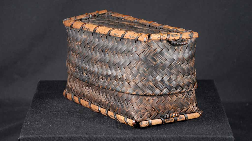 New Acquisition: Russell Corin Collection of Ifugao Baskets from the Northern Philippines