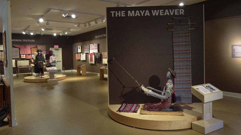 Exhibit Preview: Artists of the Loom: Maya Weavers of Guatemala