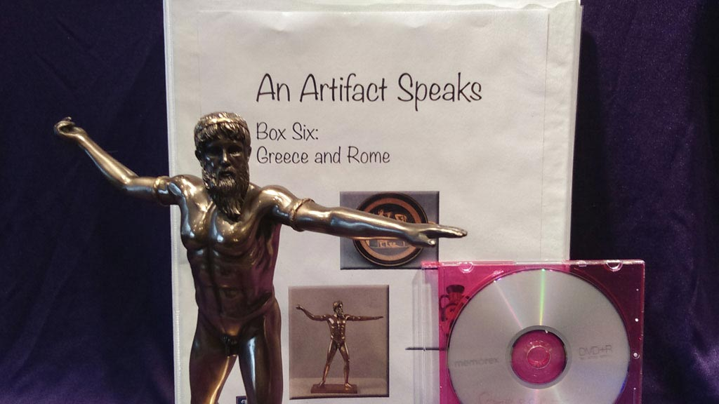An Artifact Speaks to Educators Statewide