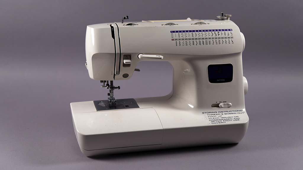 RIP Faithful Sewing Machine (2000—2016)