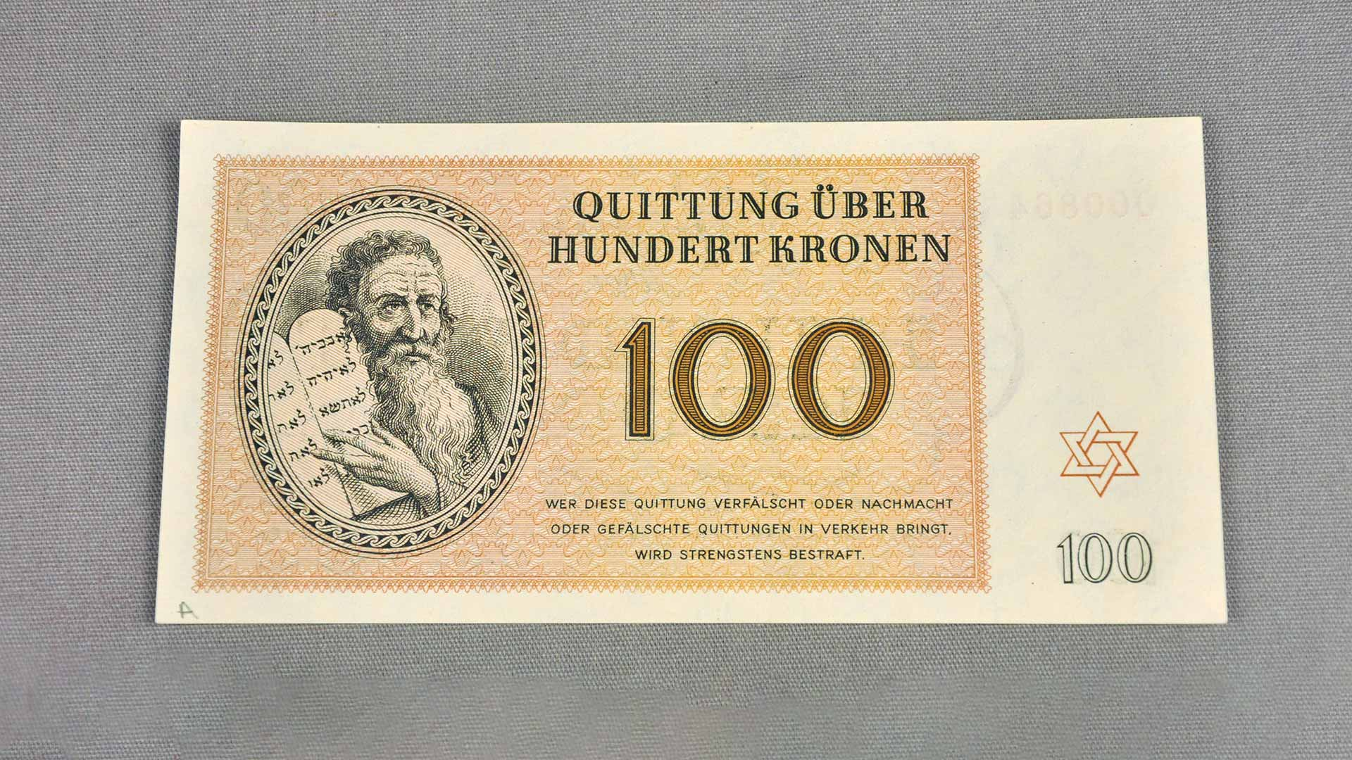 Featured Collection: Theresienstadt Currency overview image