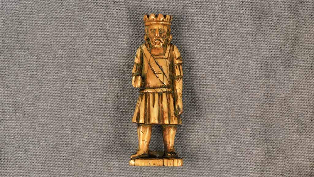 Featured Object: Renaissance Chess King