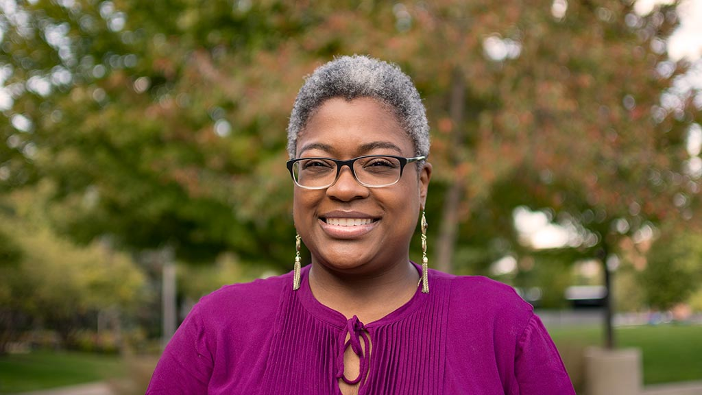 Meet our New Public Education and Volunteer Coordinator: Monica M. Scott overview thumbnail