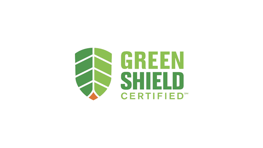 Continued Commitment to Green Shield Certification