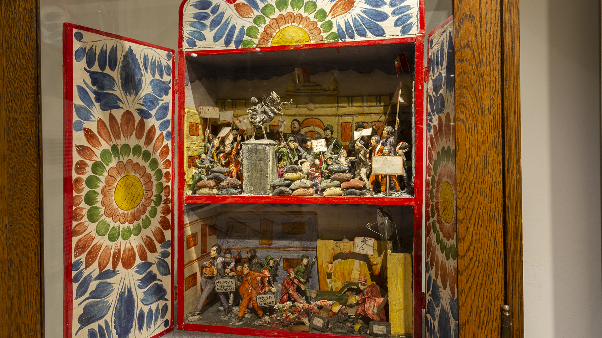 New Artifact on Display: Peruvian Retablo from CLACS