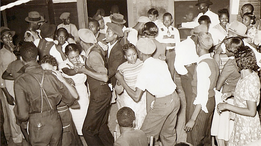 Blues Dancing Exhibit and Oral History Project