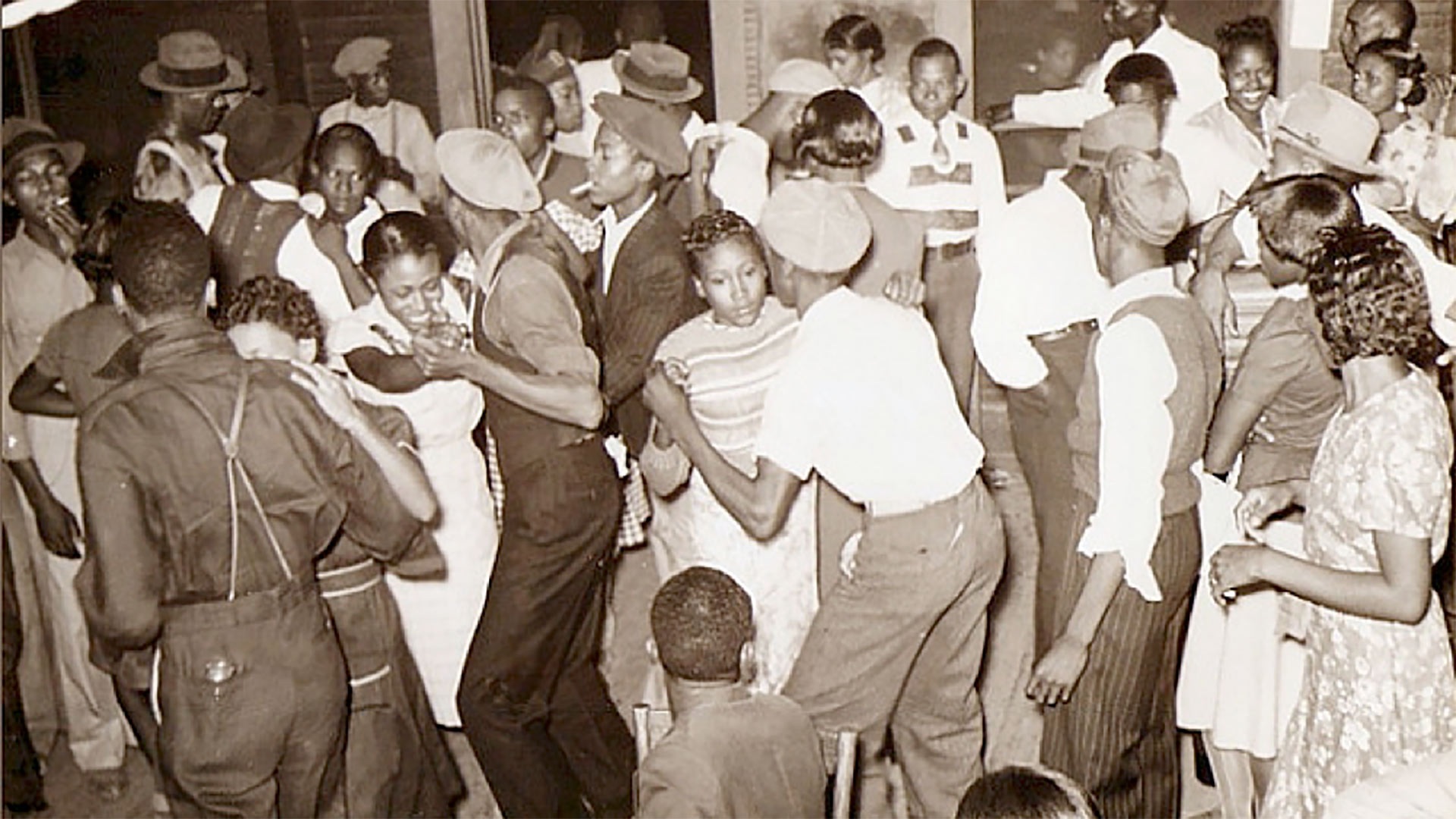 Blues Dancing Exhibit and Oral History Project  overview image