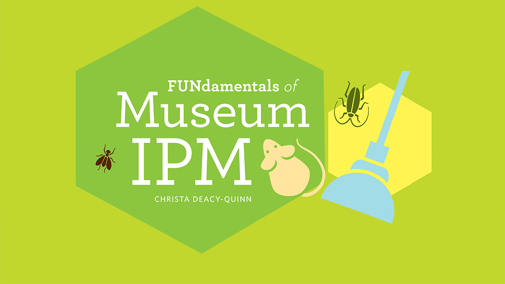 FUNdamentals of Museum IPM now available