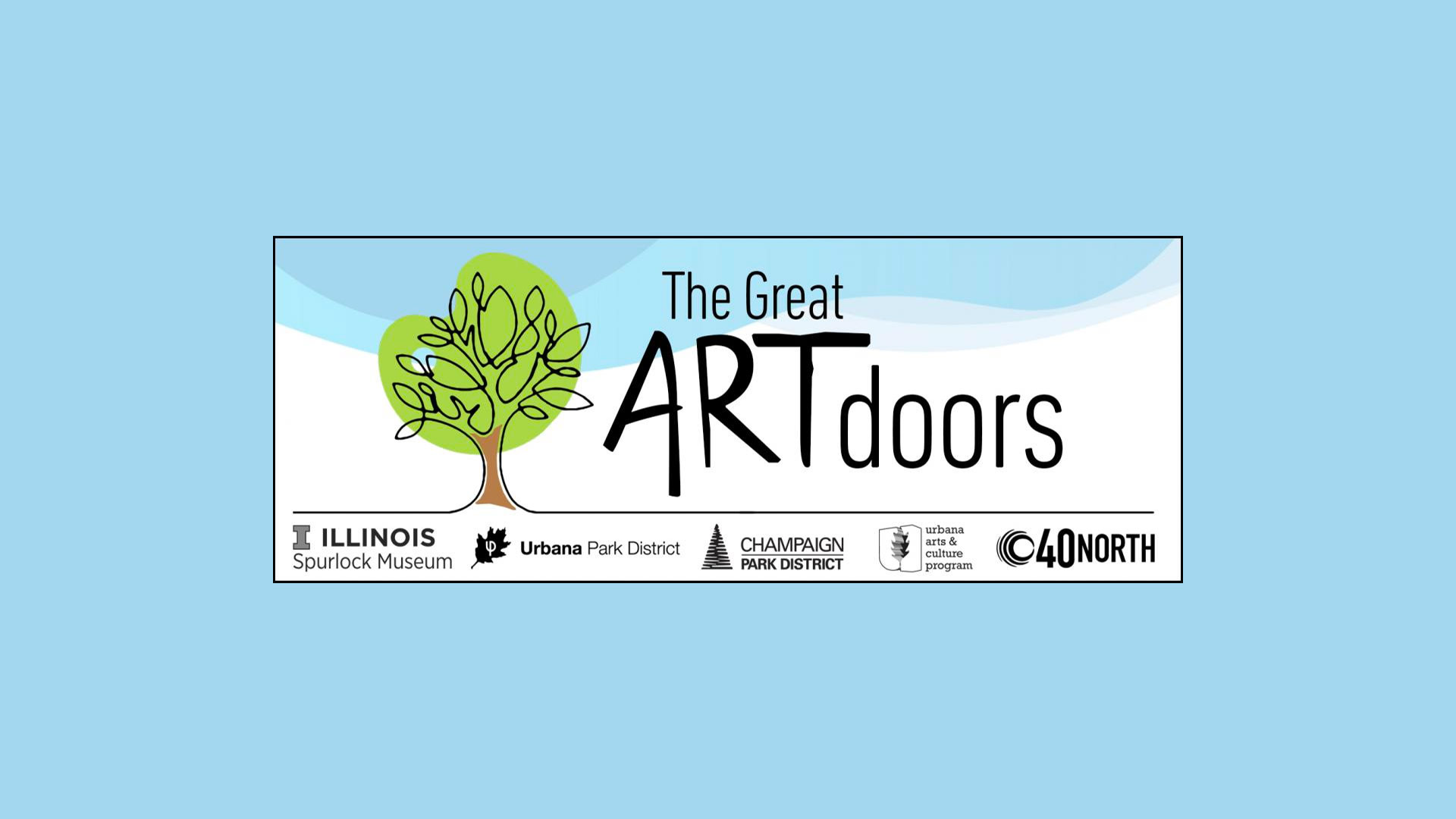 Call for Submissions to The Great ARTdoors overview image