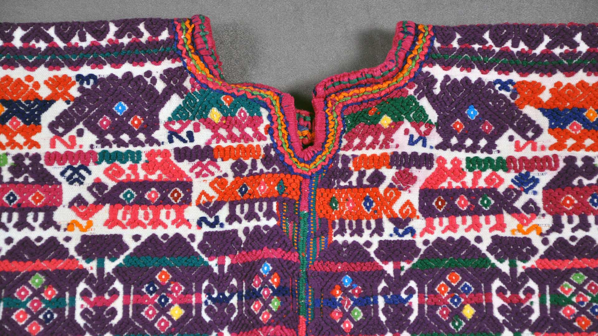 Kieffer-Lopez Collection of Ethnographic Textiles and Artifacts