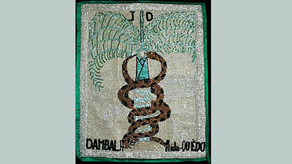 Exhibit: Sacred Symbols in Sequins: Vintage Haitian Vodou