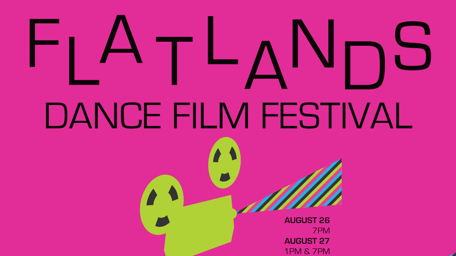 Flatlands Film Festival Aug 26-27 at 7pm