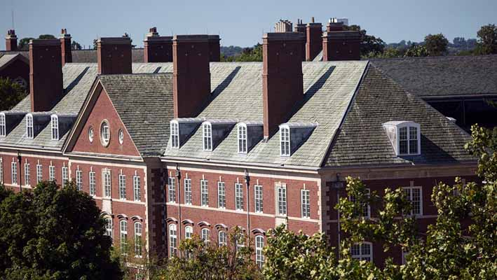 Photo of David Kinley Hall