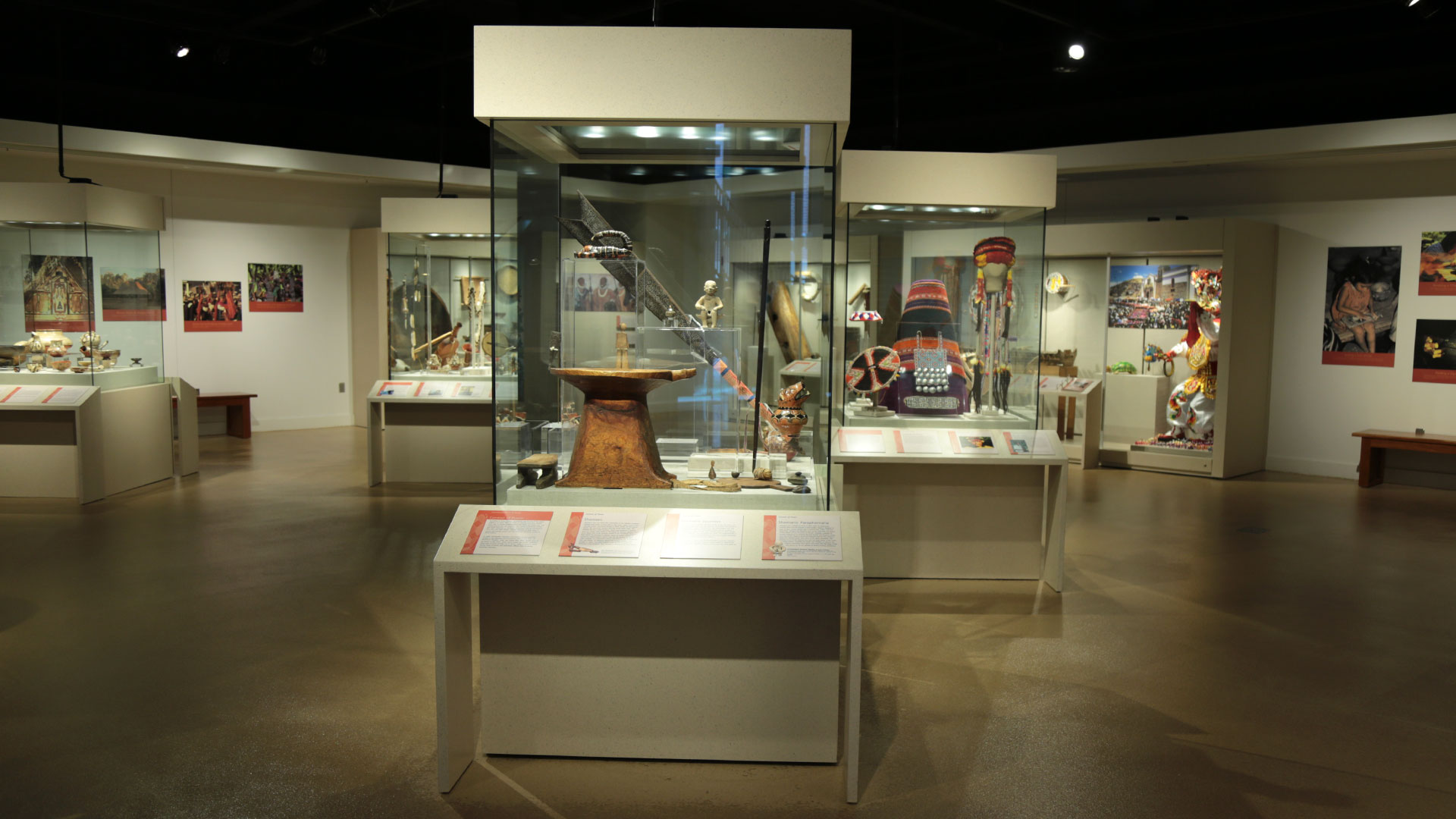 South America gallery overview photo