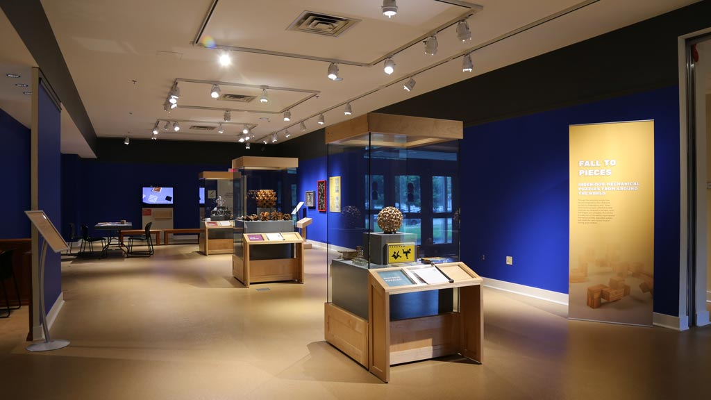 overview of exhibit