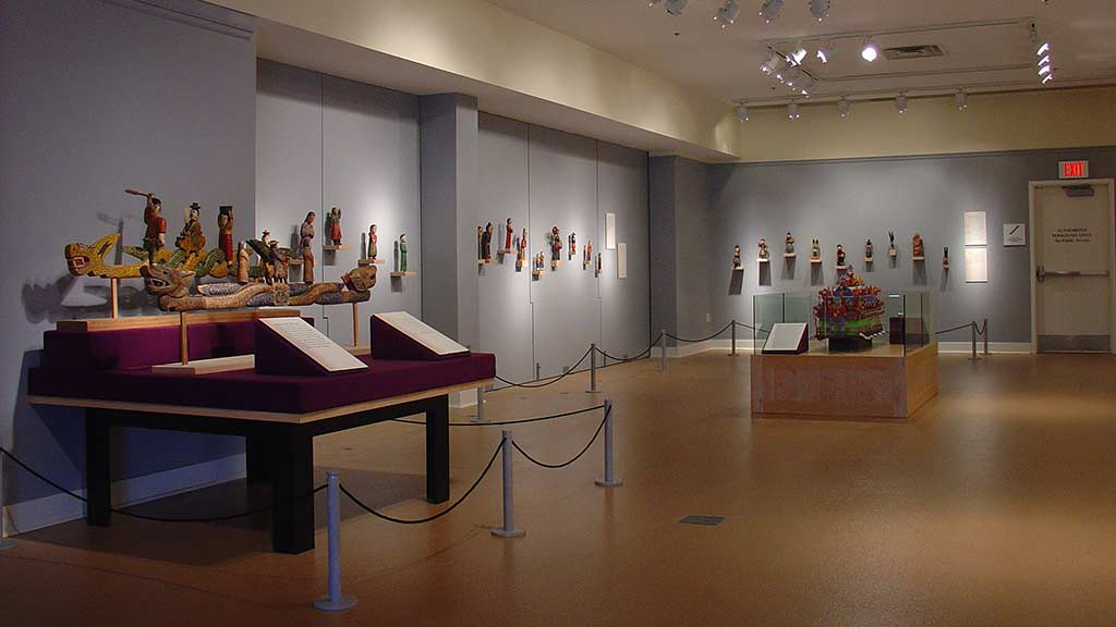 entire gallery overview