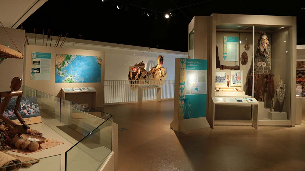 South East Asia and Oceania Gallery